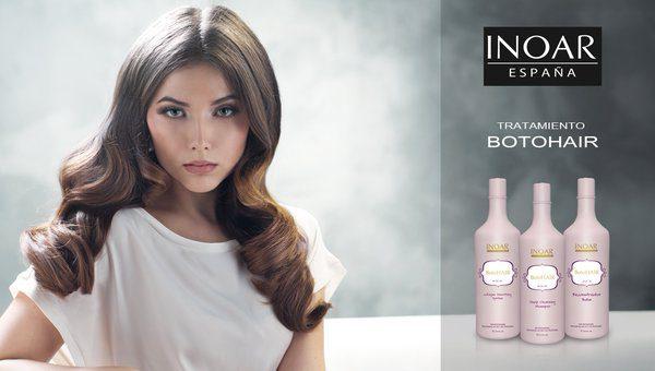 BOTOHAIR INOAR — комплекс для омоложения волос
