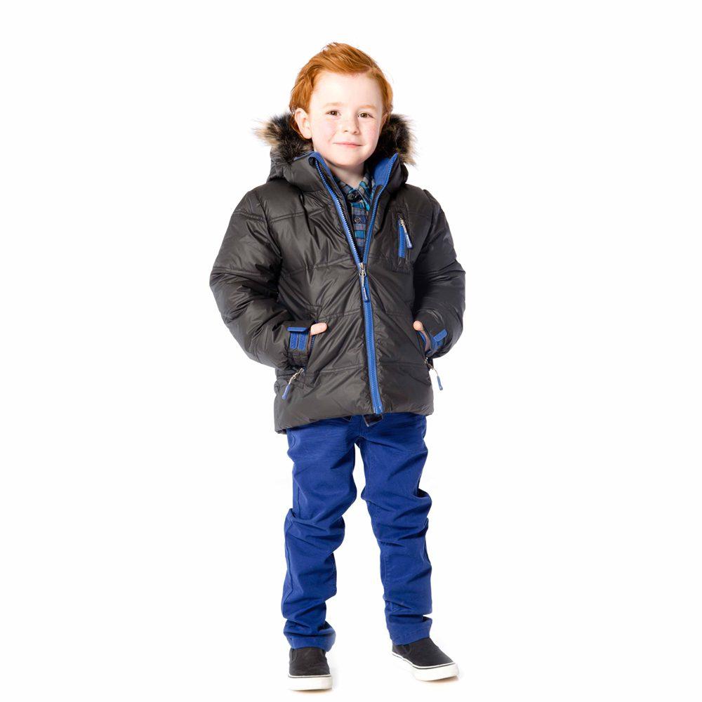 Выбираем практичную детскую куртку