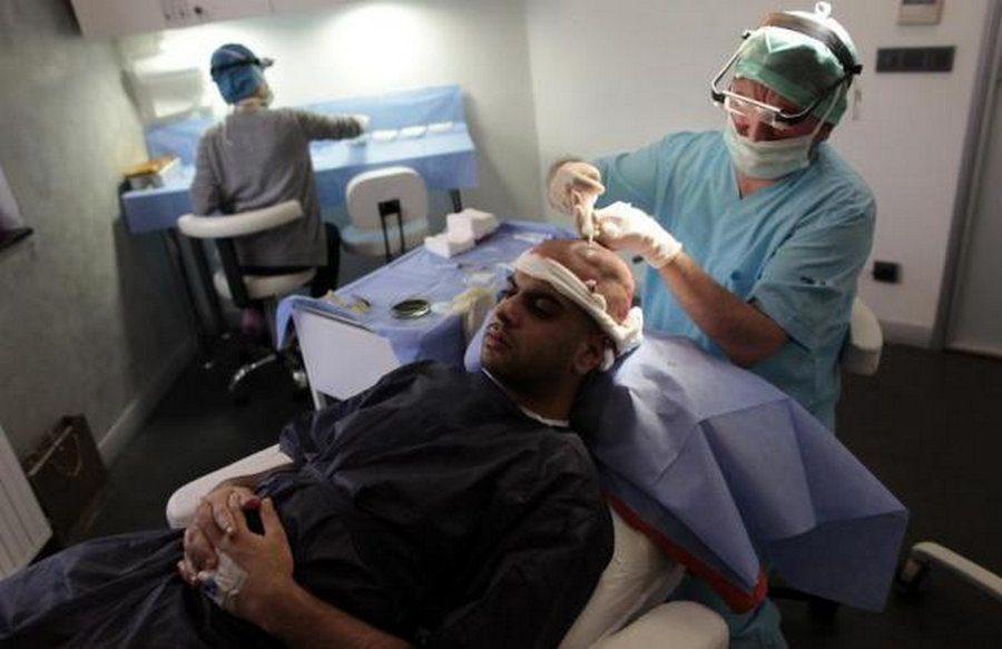 Достоинства пересадки волос в клиниках Турции