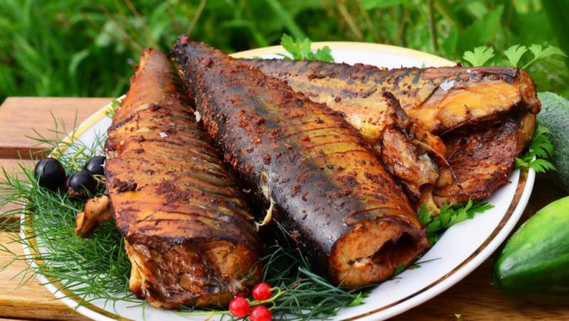 Как выбирать рыбу горячего копчения?