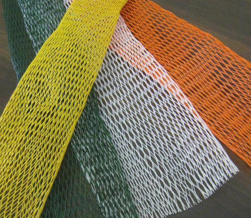 Особенности барьерной сетки для упаковки