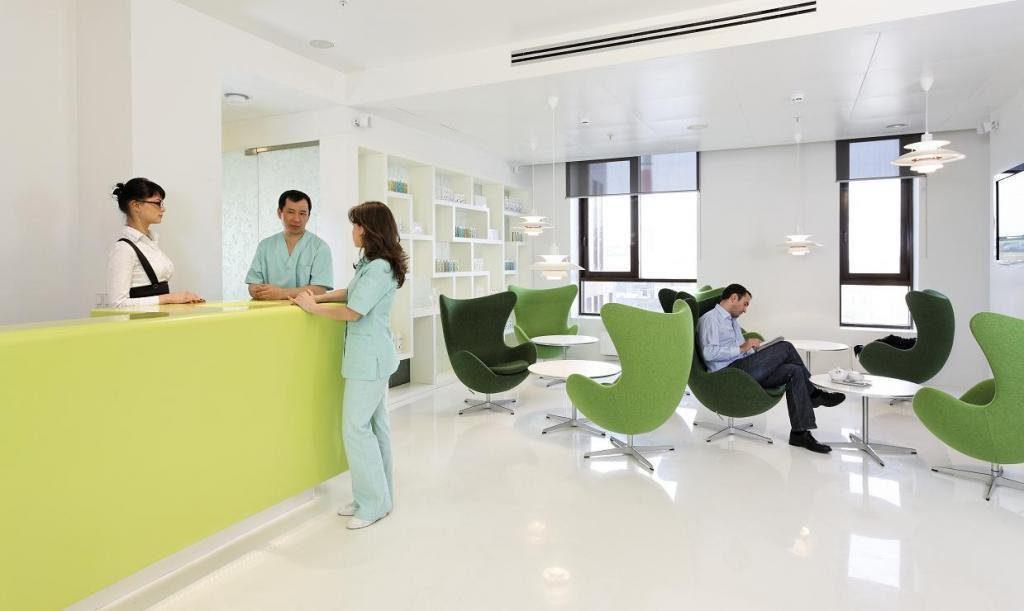 Достоинства частных клиник
