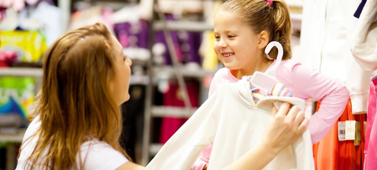 Можно ли выбирать детскую одежду на вырост?