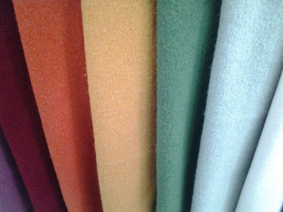 Какие бывают пальтовые ткани?