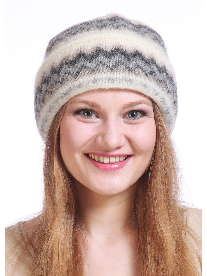 Как подобрать женскую шапку под наряд?
