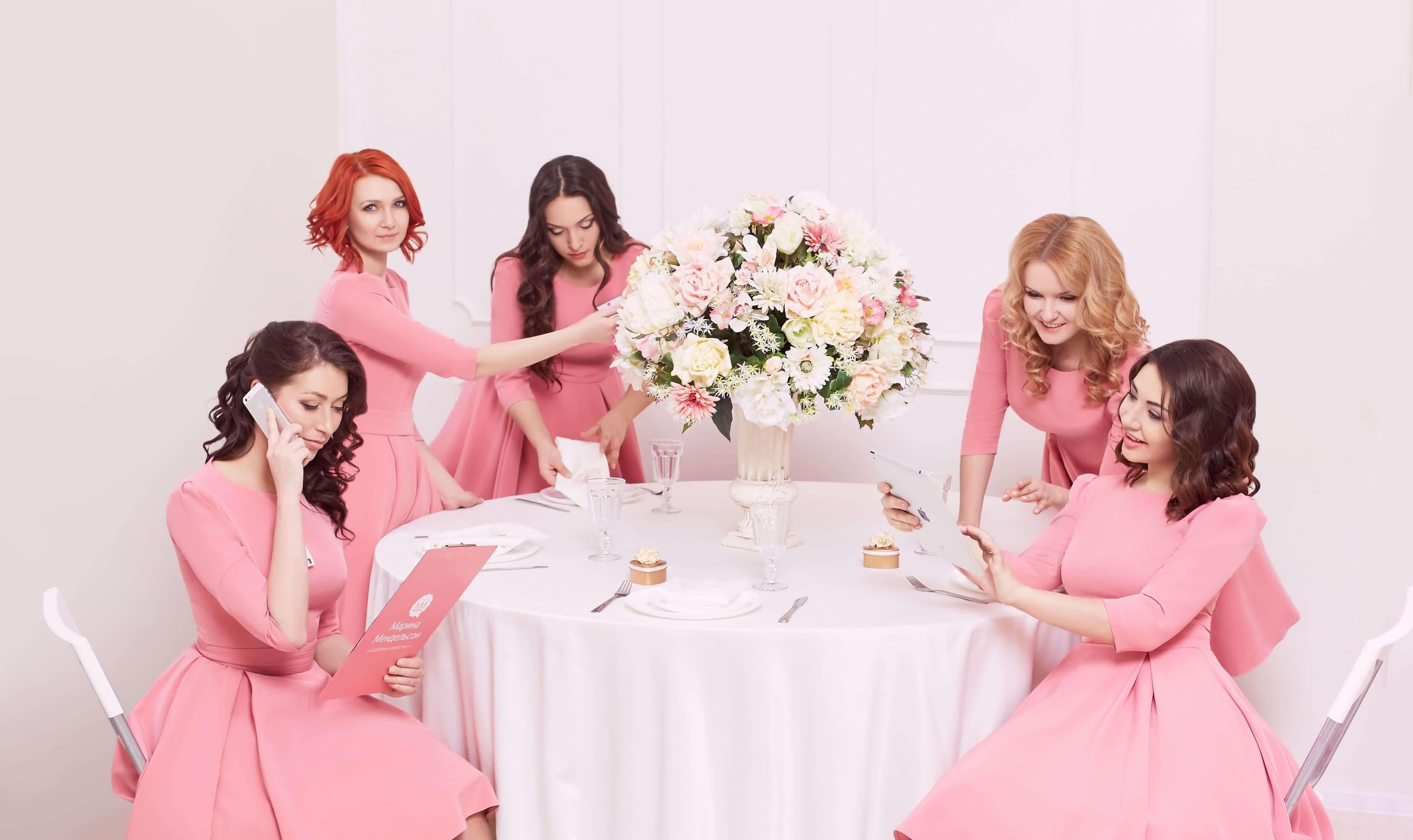 Самые главные правила в организации свадеб