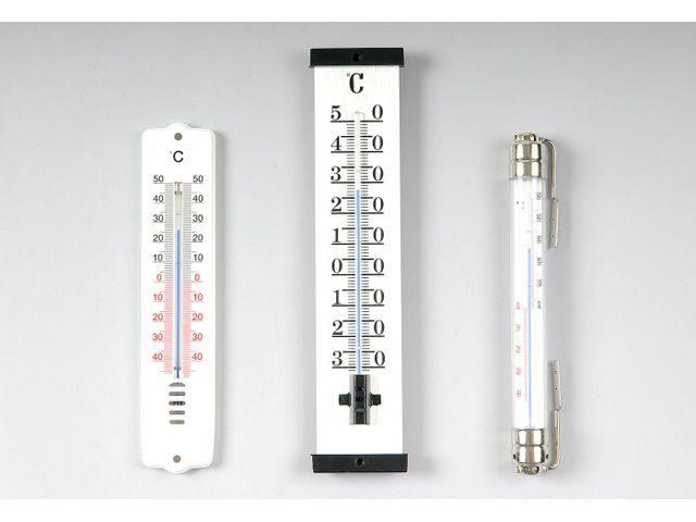 Выбор оконного термометра