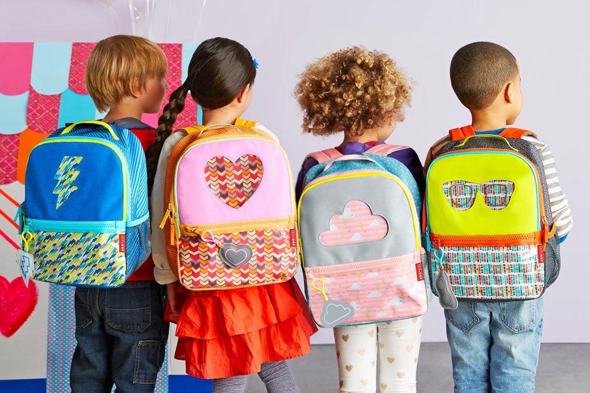 Как подобрать школьный ранец?