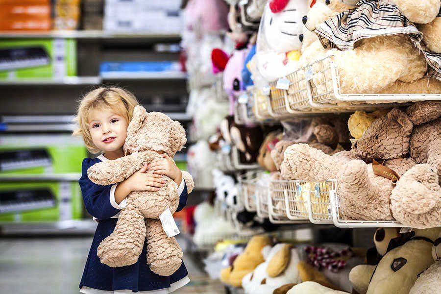 Выбираем игрушку в интернет магазине