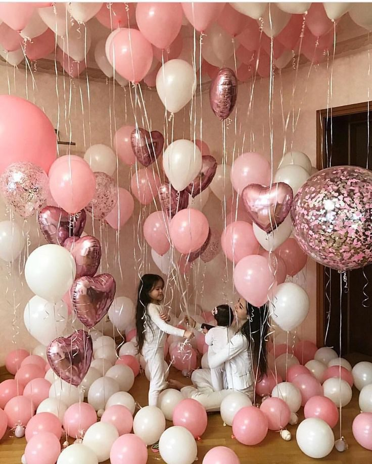 Какие шарики выбрать на день рождения?