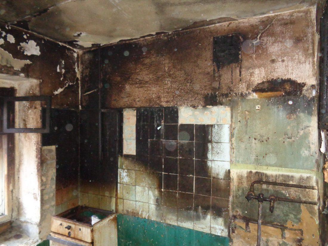 Где заказать уборку квартиры после пожара?