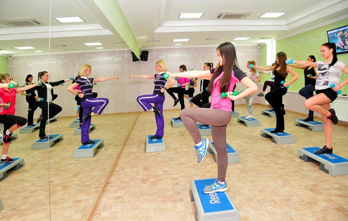 Особенности групповых занятий в фитнес клубе