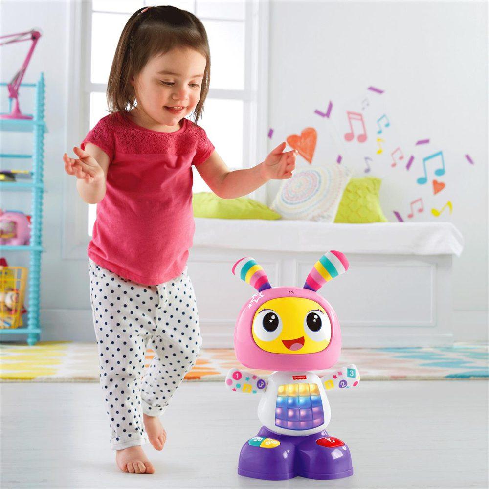 Особенности интерактивных игрушек для детей