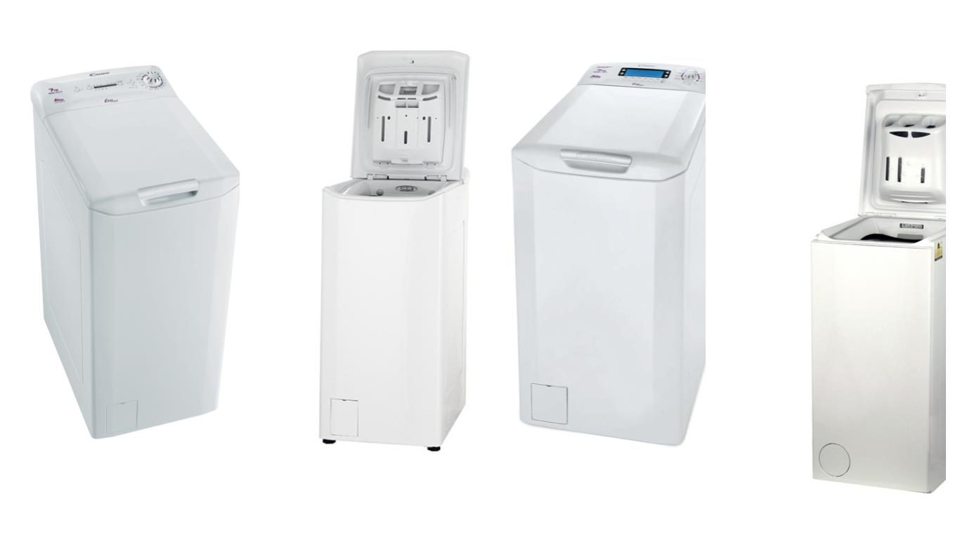 Критерии выбора стиральной машины с вертикальной загрузкой