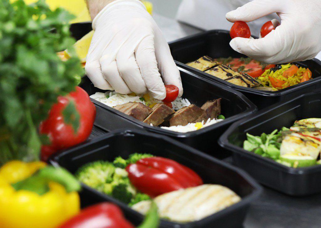 Достоинства доставки здоровой еды