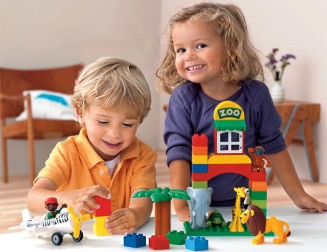 Какой конструктор Лего подобрать мальчику?