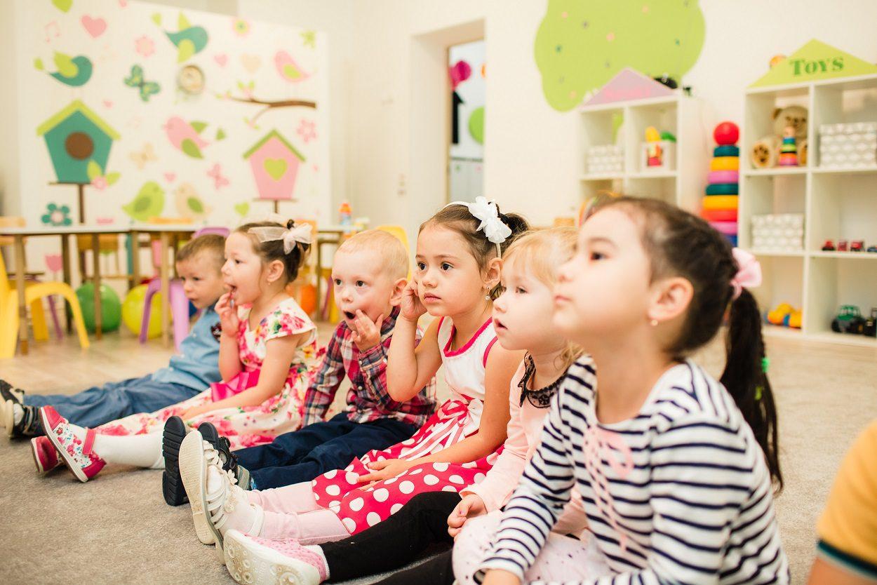 Выбираем частный детский сад