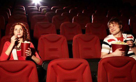 Как получить скидку на билет в кино?