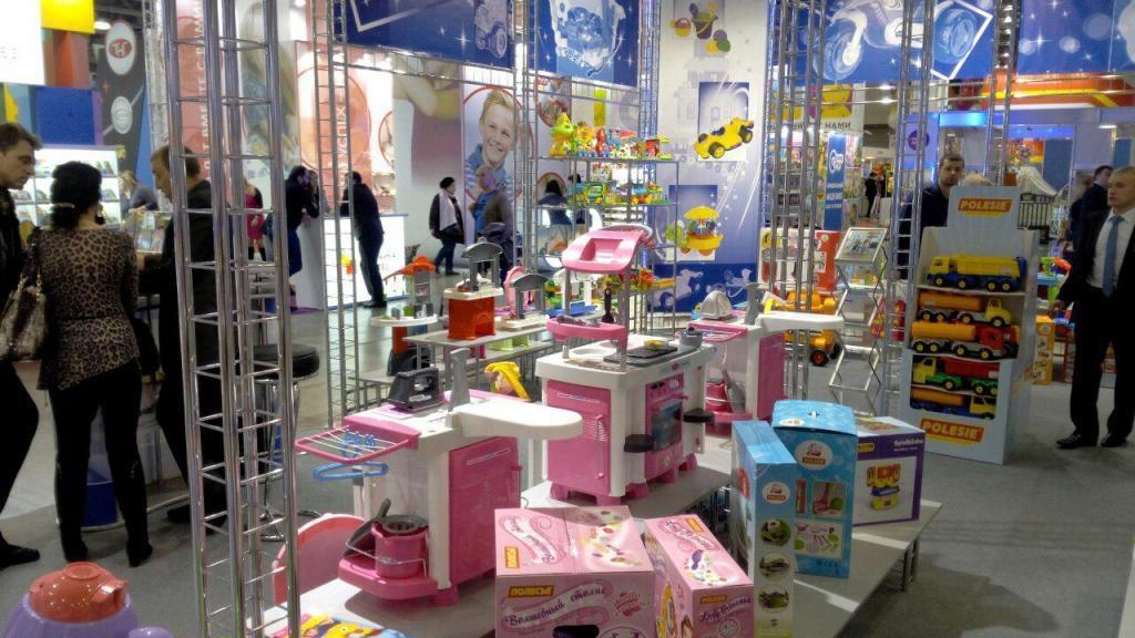 Развитие ребенка — главный посыл прошедшей выставки Kids Russia