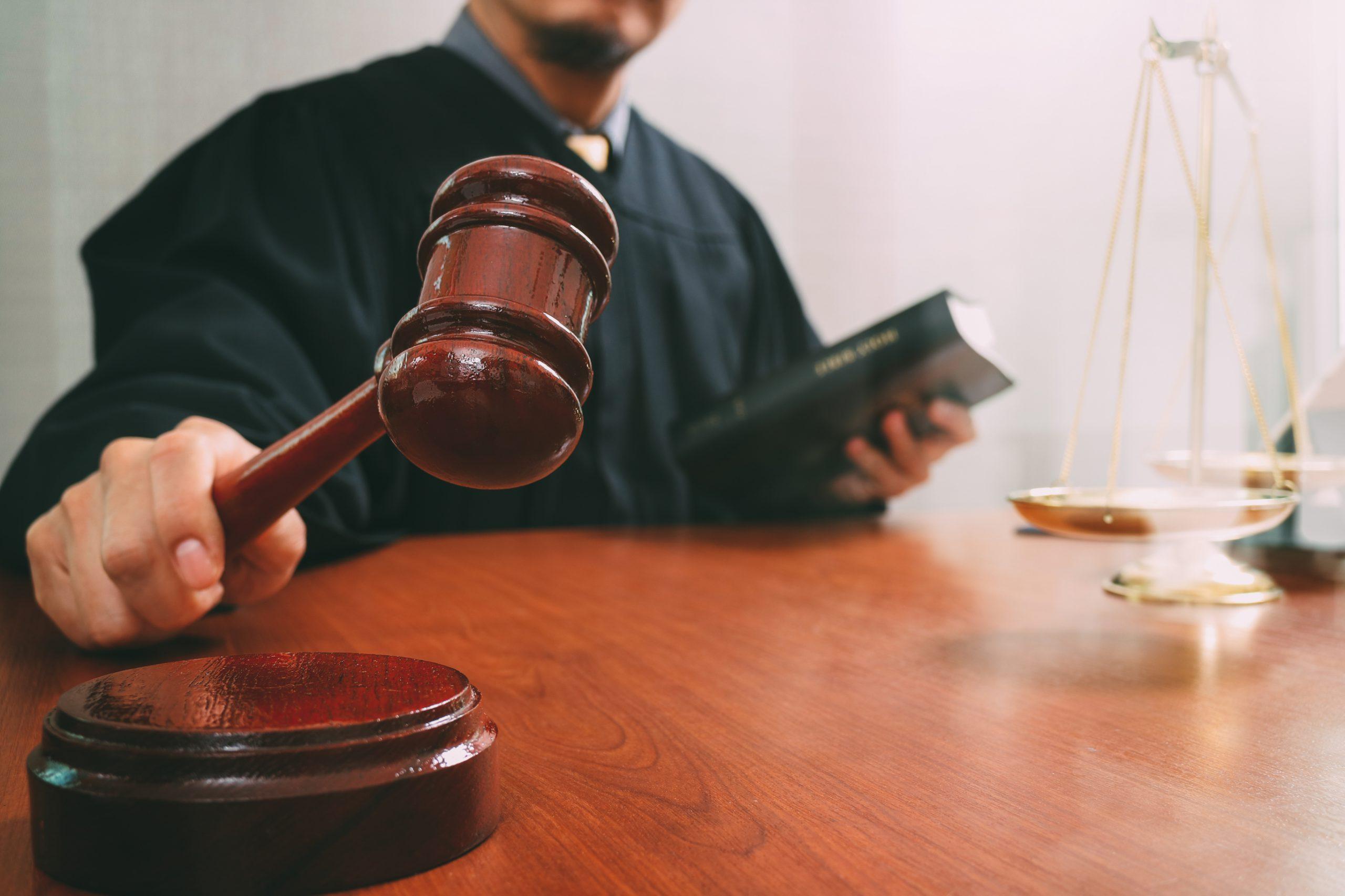 Нужно ли присутствовать в суде?
