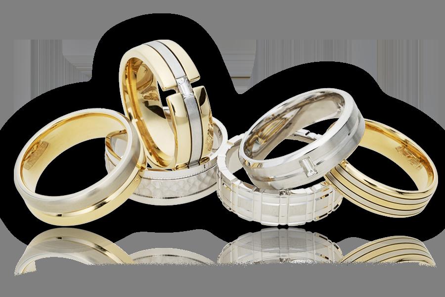 Какие выбрать золотые кольца для ежедневного ношения?