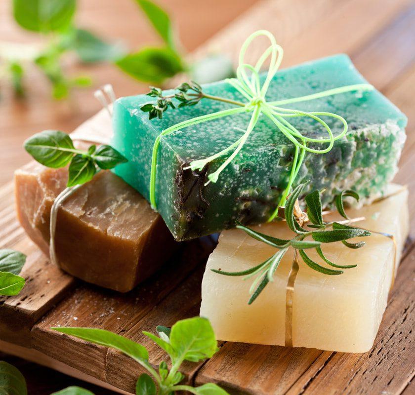 Плюсы натурального мыла ручной работы