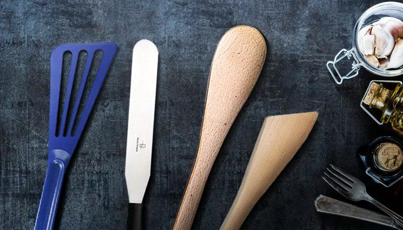 Какими должны быть кухонные лопатки?