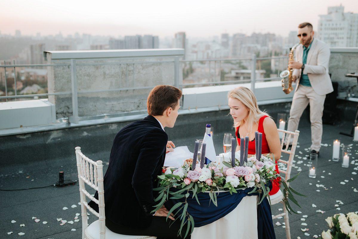 Как организовывают романтические события?